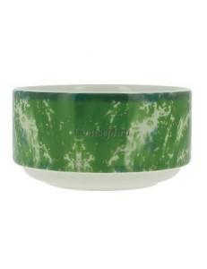 Салатник  зеленый 12см  480 мл фарфор RAK серия Peppery