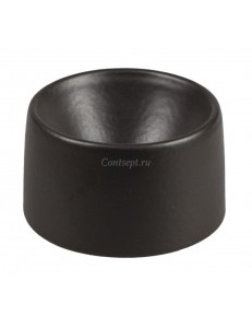Салатник 11,5х7,5 см фарфор PL Proff Cuisine серия Black star