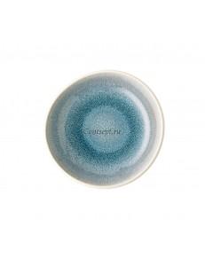 Салатник 17х16см фарфор Rosenthal серия Junto Aquamarine