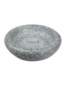 Салатник 22,5х6,5 см серия Untouched Taiga матовый фарфор PL Proff Cuisine