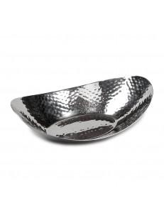 Салатник 25х16х6см нержавеющая сталь