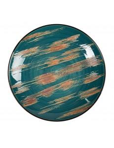 Салатник 25х19х4,9 серия Texture фарфор PL Proff Cuisine