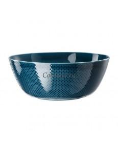Салатник 26х10,5см фарфор Rosenthal серия Junto Ocean Blue