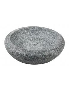Салатник 27х8 см серия Untouched Taiga матовый фарфор PL Proff Cuisine