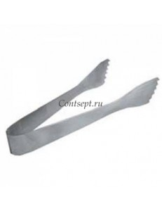 Щипцы для льда 16,5см нержавеющая сталь