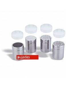 Сито стакан для посыпок 7х9,6см диаметр отверстий 3мм