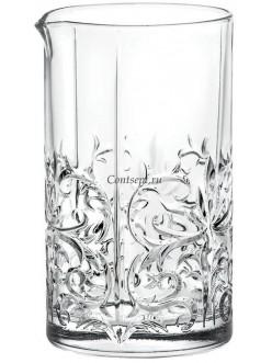 Стакан для смешивания напитков 650мл стекло RCR Tattoo