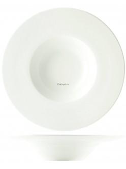 Тарелка для пасты 20/11см 150мл фарфор PL Proff Cuisine