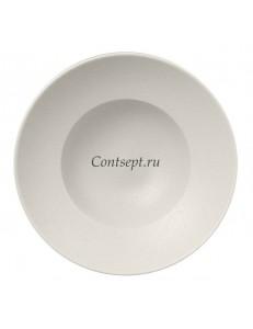 Тарелка для пасты 23 см фарфор RAK серия Sand