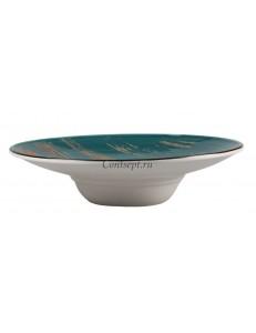 Тарелка для пасты 27х5,5см серия Texture фарфор PL Proff Cuisine