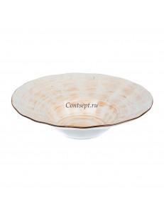 Тарелка для пасты 29см 400мл фарфор PL Proff Cuisine серия DESERT FUSION