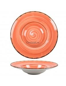 Тарелка для пасты 29см фарфор PL Proff Cuisine серия ORGANICA SPICY