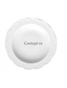 Тарелка глубокая 19см фарфор Rosenthal серия Monbijou