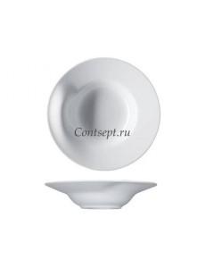 Тарелка глубокая 22см Impronta фарфор Rosenthal серия In.Gredienti