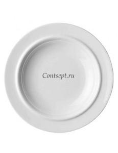 Тарелка глубокая 23см фарфор Rosenthal серия Cupola