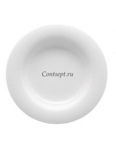 Тарелка глубокая 27см фарфор Rosenthal серия Yono Novo