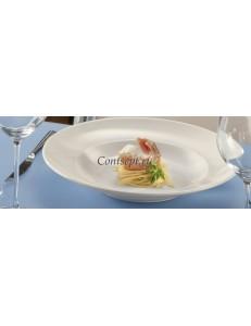 Тарелка глубокая 30 см 1170 мл фарфор RAK серия Classic Gourmet