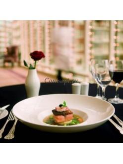 Тарелка глубокая Gourmet 29 см фарфор RAK серия Fine Dine
