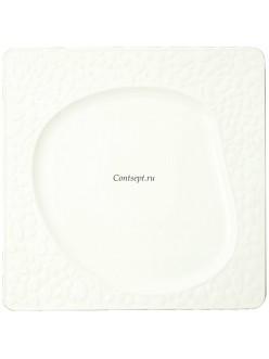 Тарелка квадратная 30х30см фарфор PL Proff Cuisine