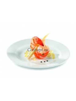 Тарелка мелкая 13 см  фарфор RAK серия Banquet