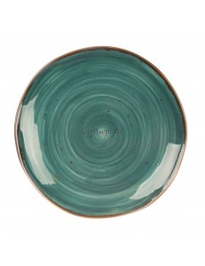 Тарелка мелкая 16,5см серия Green Sea Fusion фарфор PL Proff Cuisine