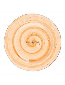 Тарелка мелкая 22,5см фарфор PL Proff Cuisine серия ORGANIC FUSION