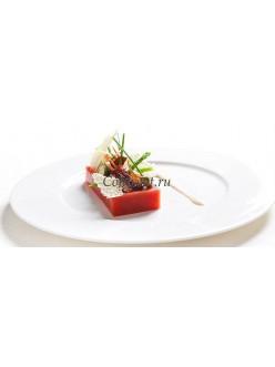 Тарелка мелкая 22 см фарфор RAK серия Fine Dine