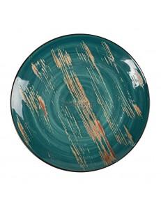 Тарелка мелкая 23,5см серия Texture фарфор PL Proff Cuisine