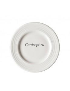Тарелка мелкая 23см фарфор Rosenthal серия Jade Linea