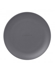 Тарелка мелкая 24 см без борта фарфор RAK серия Stone