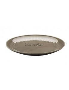 Тарелка мелкая 24см фарфор Arzberg серия Joyn Grey