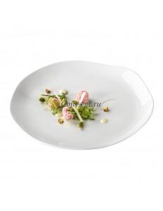 Тарелка мелкая 24см фарфор PORDAMSA серия Gastro