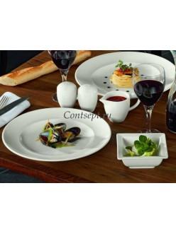 Тарелка мелкая 24см фарфор RAK серия Classic Gourmet