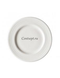 Тарелка мелкая 25см фарфор Rosenthal серия Jade Linea