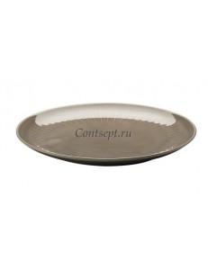 Тарелка мелкая 27см фарфор Arzberg серия Joyn Grey