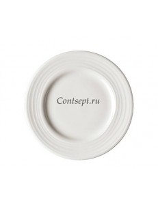 Тарелка мелкая 27см фарфор Rosenthal серия Jade Linea