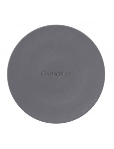 Тарелка мелкая 29 см без борта фарфор RAK серия Stone