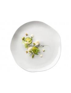 Тарелка мелкая 29см фарфор PORDAMSA серия Gastro