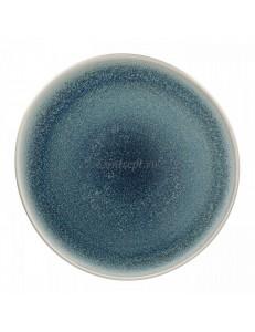 Тарелка мелкая 30х29см фарфор Rosenthal серия Junto Aquamarine