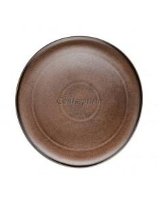 Тарелка 30х29см керамика Rosenthal серия Junto Bronze