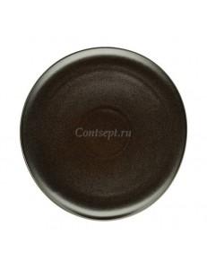 Тарелка мелкая 30х29см фарфор Rosenthal серия Junto Slate Grey