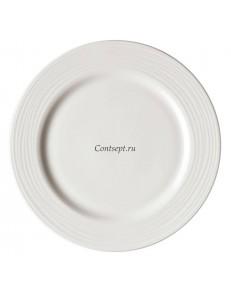 Тарелка мелкая 31см фарфор Rosenthal серия Jade Linea