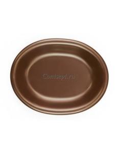 Тарелка овальная 24х18см керамика Kera-Ceramika