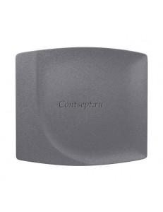 Тарелка прямоугольная 32х29 см фарфор RAK серия Stone