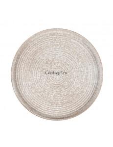 Тарелка с бортом 26х1,8см серия Untouched Taiga матовый фарфор PL Proff Cuisine