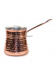 Турка для кофе 800мл медное покрытие