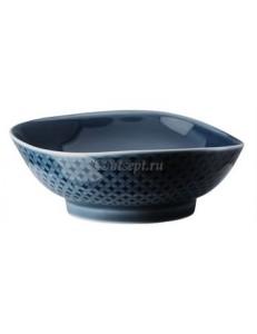 Салатник 12х11,5см 150мл фарфор Rosenthal серия Junto Ocean Blue
