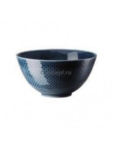 Салатник 12см 300мл фарфор Rosenthal серия Junto Ocean Blue
