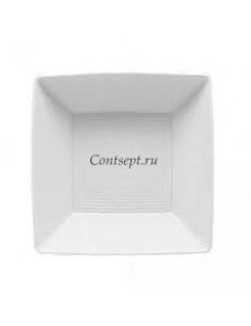 Салатник квадратный 12х12см фарфор Rosenthal серия Loft