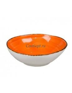 Салатник 16,5см серия Orange Sky Fusion фарфор PL Proff Cuisine